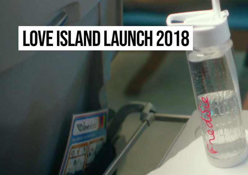 Love Island Launch 2018