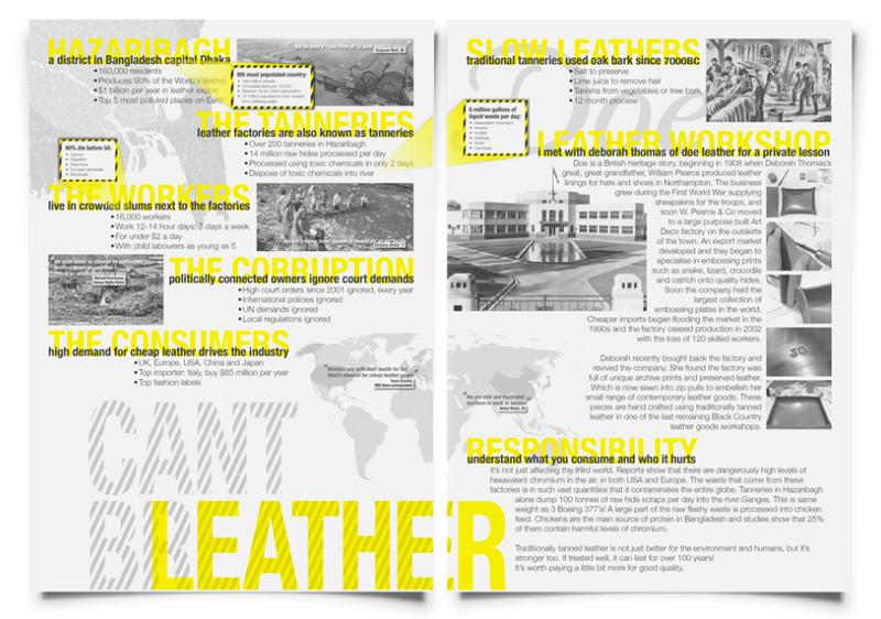 Toxic Leather