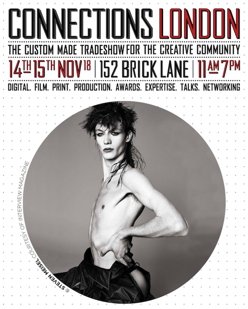 CONNECTIONS LONDON: 14-15 November. Register here.