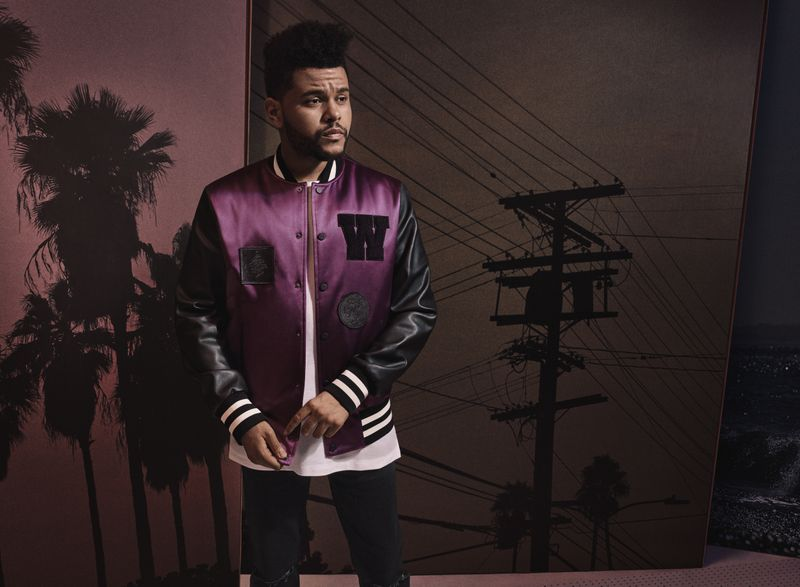 H&M X The Weeknd