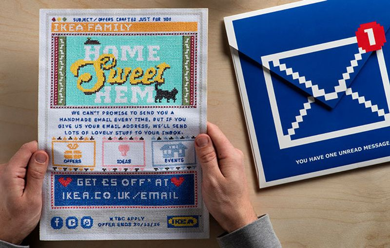 IKEA FAMILY Handcrafted Email