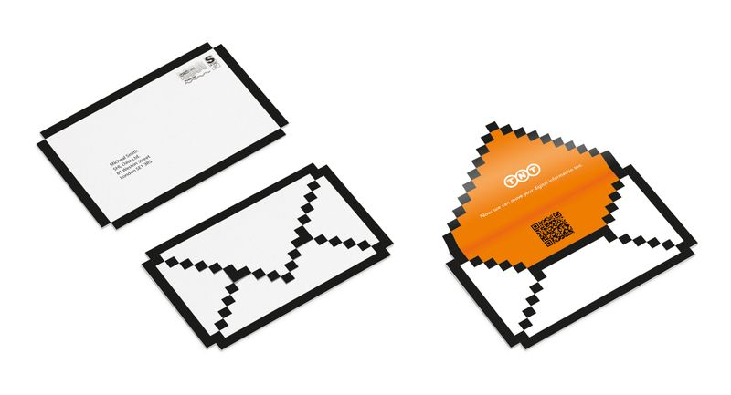 TNT Direct Mail – Digital to Analgue to Digital