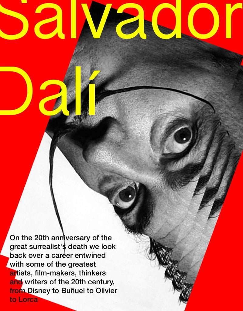 Salavdor Dalí Poster