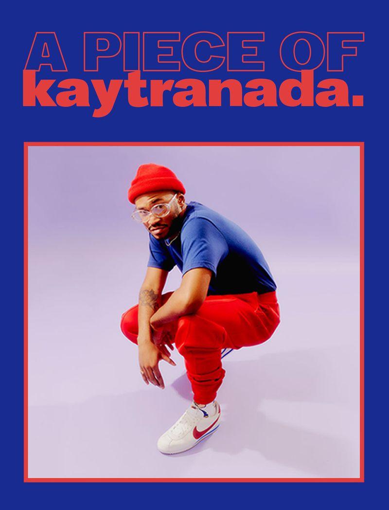 A piece of Kaytranada.