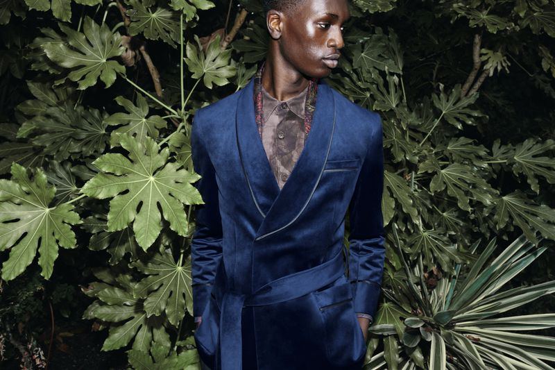 Topman x Charley Casely-Hayford