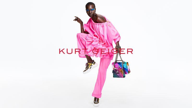 Kurt Geiger | AW18 & Rebranding