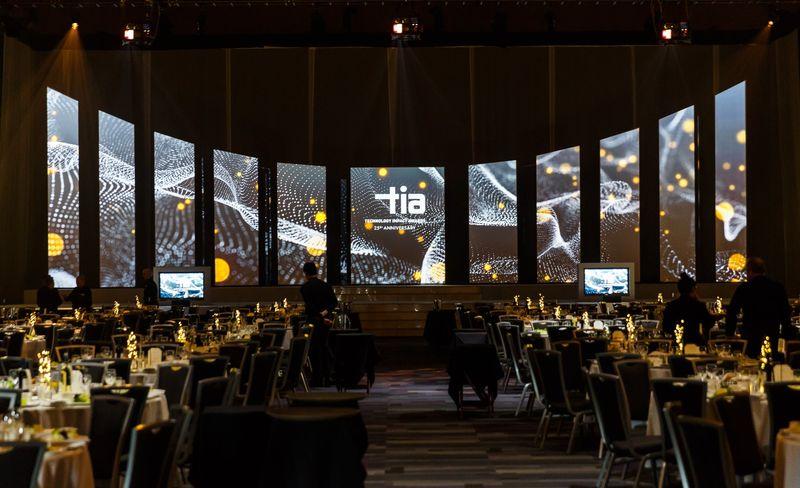 Technology Impact Awards - Awards Show Animated Background