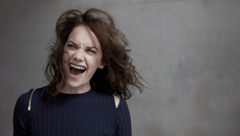 """Empire - JUNE18 - Ruth Wilson - """"How To Talk To Girls At Parties"""" / """"The Little Stranger"""""""