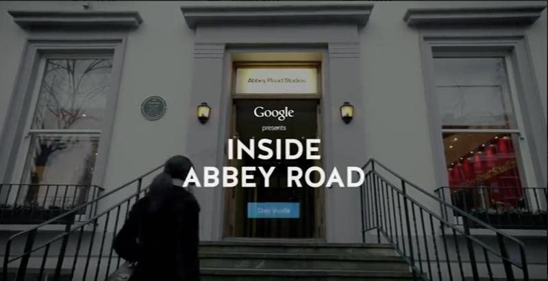 Google Presents: Inside Abbey Road