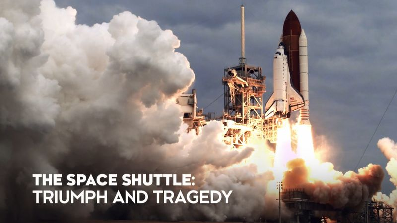 The Space Shuttle - Triumph and Tragedy (Channel 5 - UK)