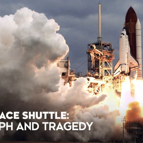 nasa shuttle development triumph and tragedy - 500×500