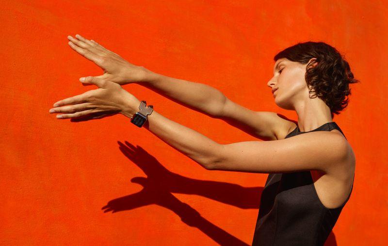 Apple Watch / Hermès 'Free Hands'