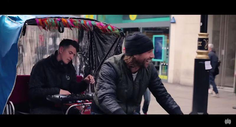 Skream: Rickshaw Rave