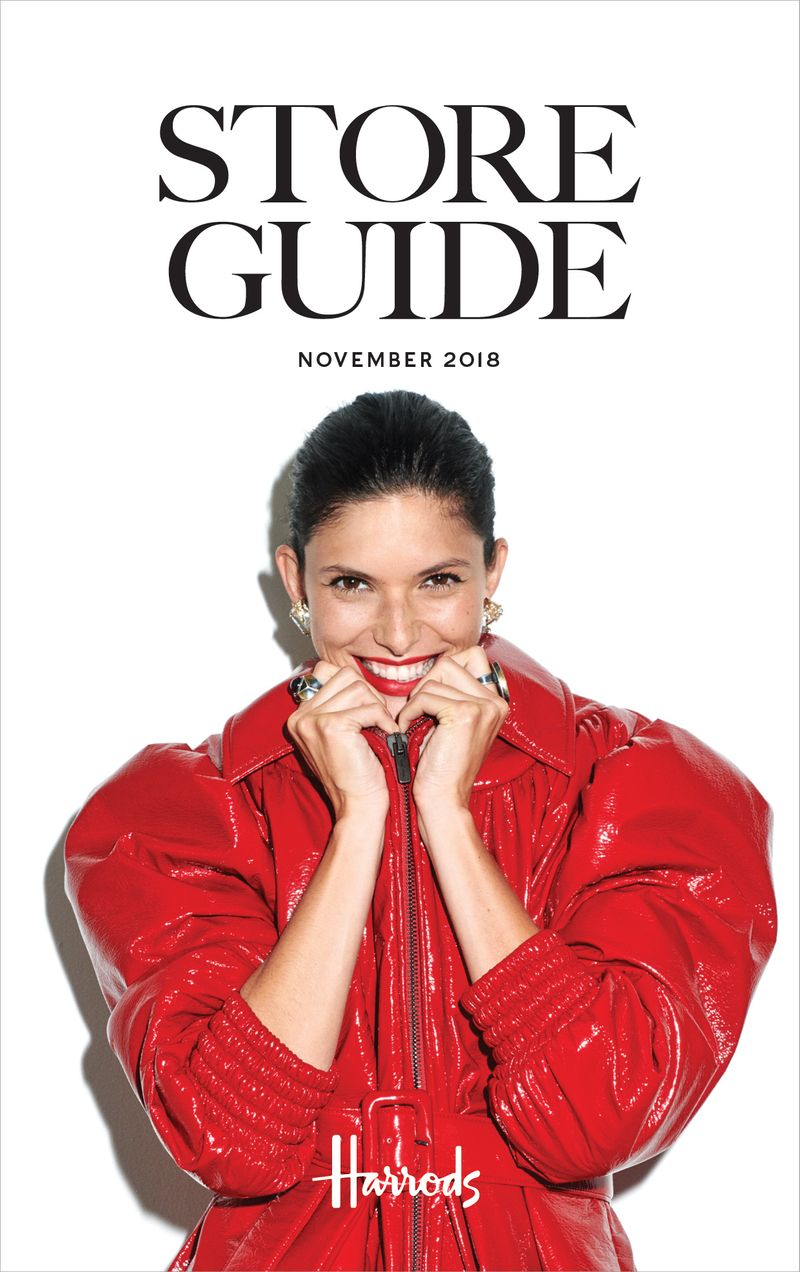 Harrods Store Guide (November 2018)