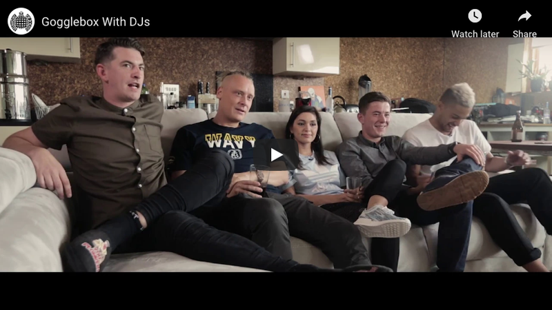 Gogglebox With DJs