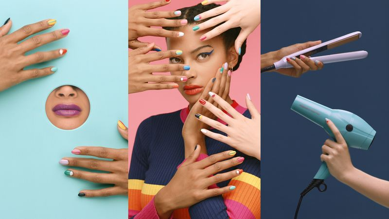 Tk Maxx Beauty - Vertical Campaign