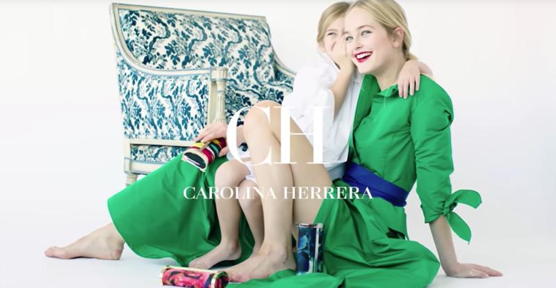 Carolina Herrera - Metropolitan Insignia Clutch