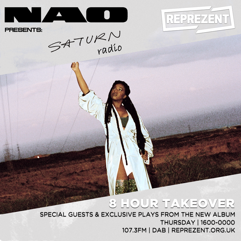 Nao Presents: Saturn Radio
