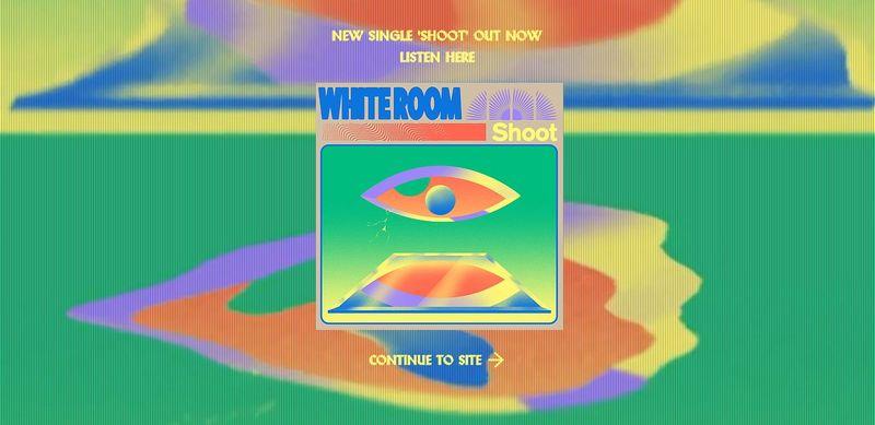 White Room Website Design
