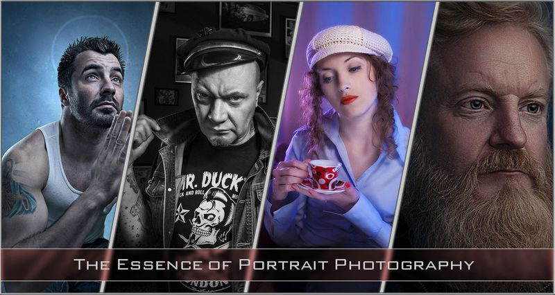 The essence of Portrait photography