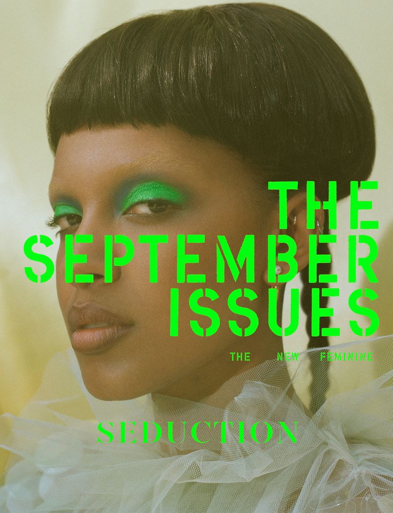 Laura Bailey/ Photographer/Director - Mary Rozzi Launches Issue 3 of her Biannual magazine - The September Issues  - Themed Seduction