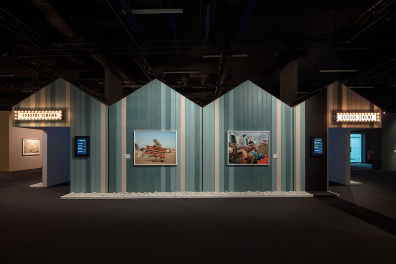 'The Great British Seaside: Photography from the 1960s to the Present' Exhibition, National Maritime Museum, London