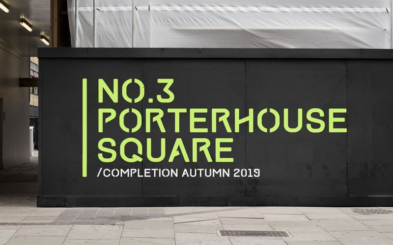 No3 Porterhouse Square