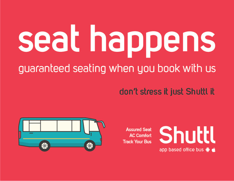 Shuttl - Social content for a commuting app