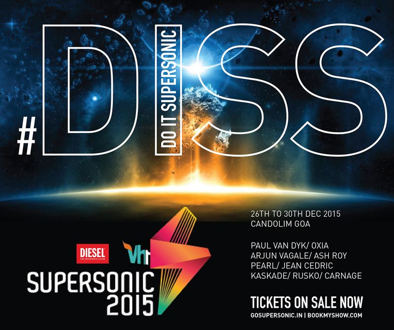 Supersonic Festival - Do It SuperSonic (Unpublished)