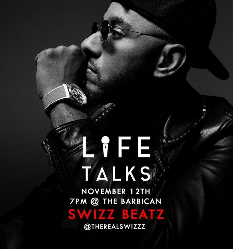 Hosted Life Talks