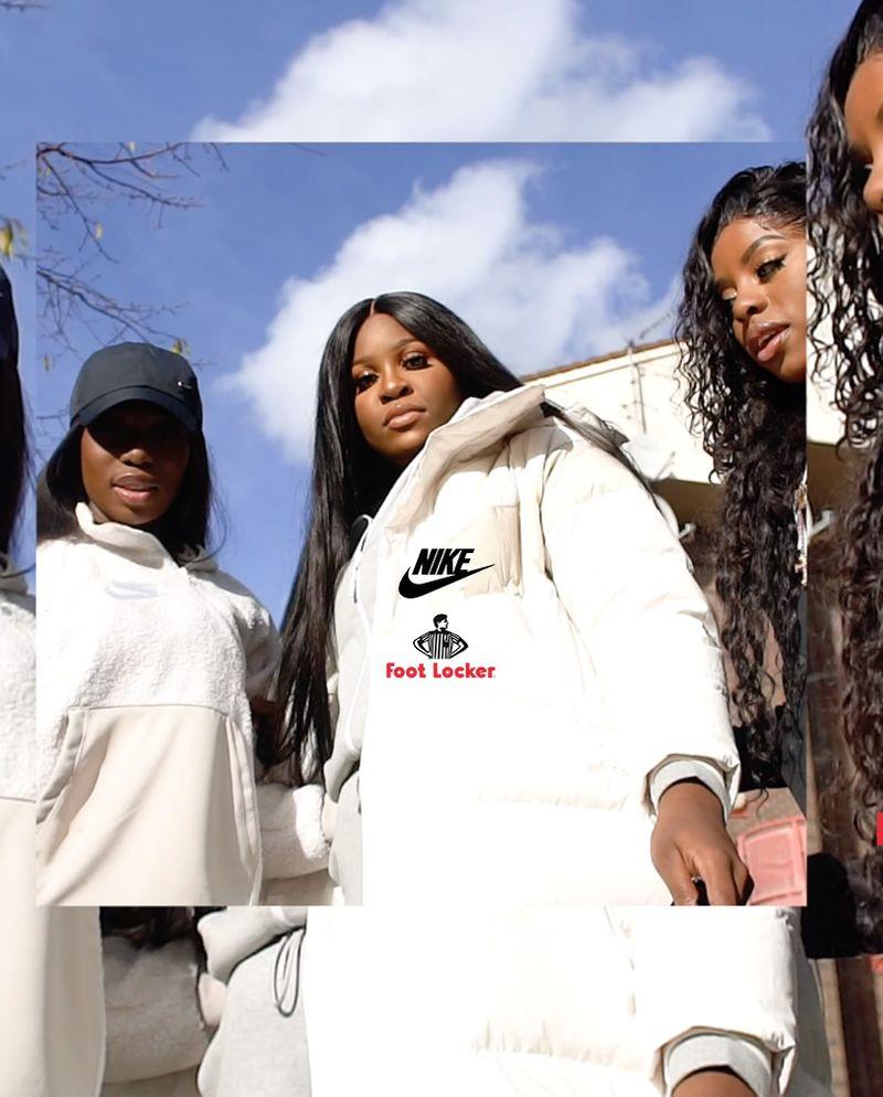 Nike x Footlocker TN's Campaign