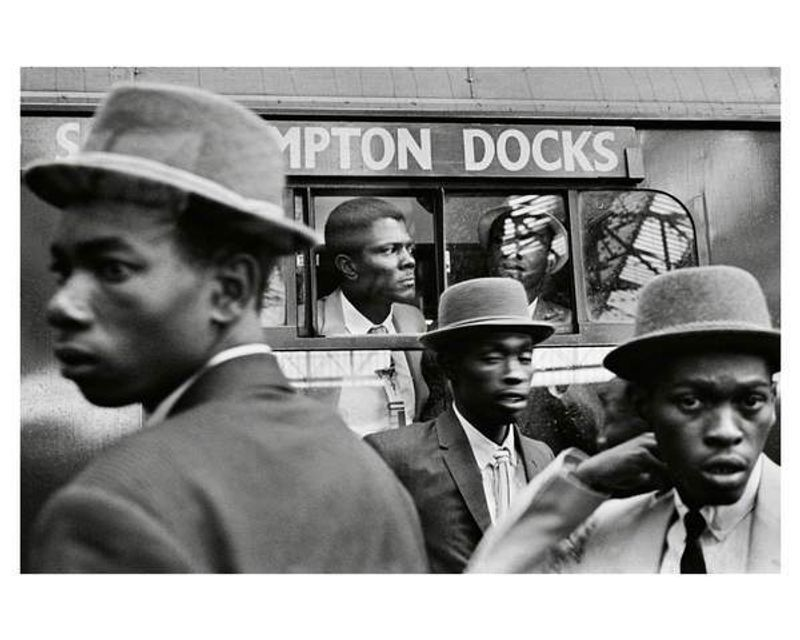 Howard Grey: Photographing the 'Windrush Generation'