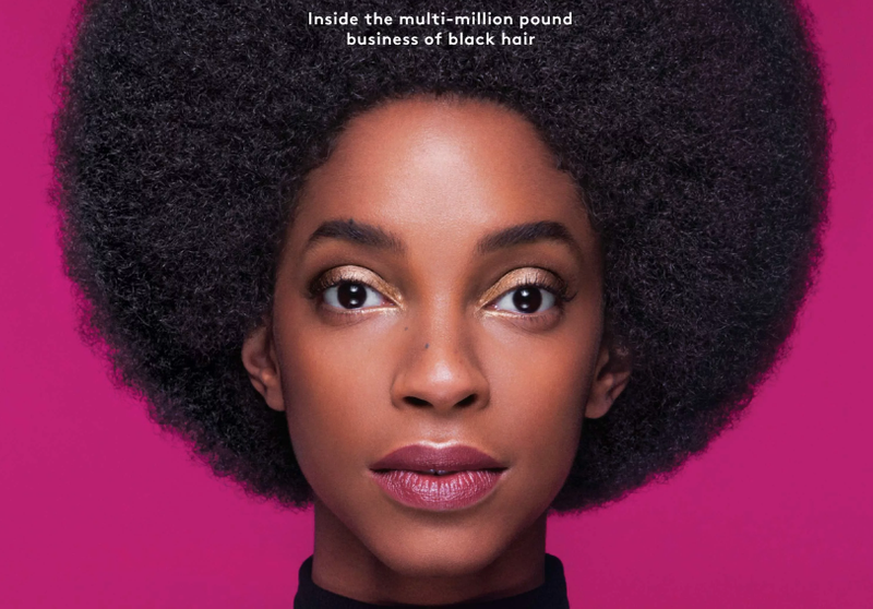 Courier 16: The black beauty industry