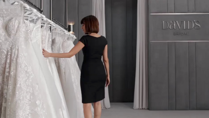 DAVIDS BRIDAL x  RANKIN |  ' Get it Right '