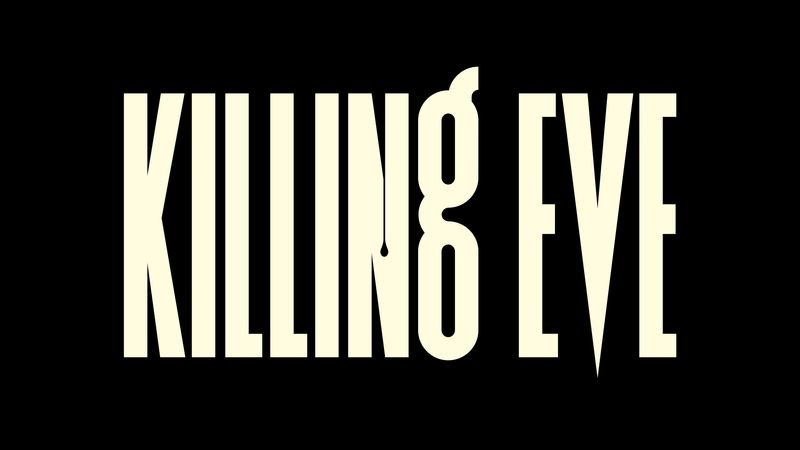 Killing Eve Titles/Typography