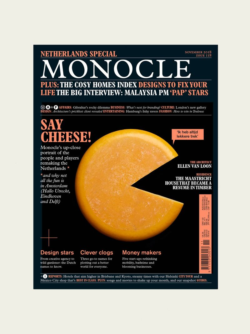 Monocle: Selected 2018 Photography commissions