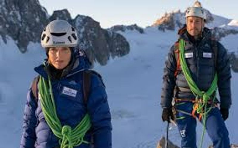Two weeks in May (with Victoria Pendleton and Ben Fogle) - The Telegraph (Facebook cut)