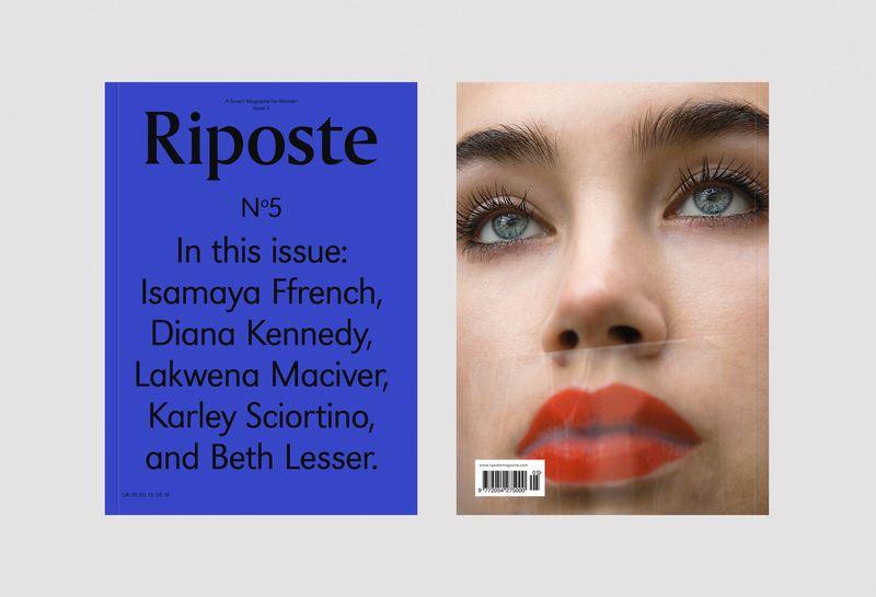 Riposte Nº5: The Nova Revolution 1965—1975