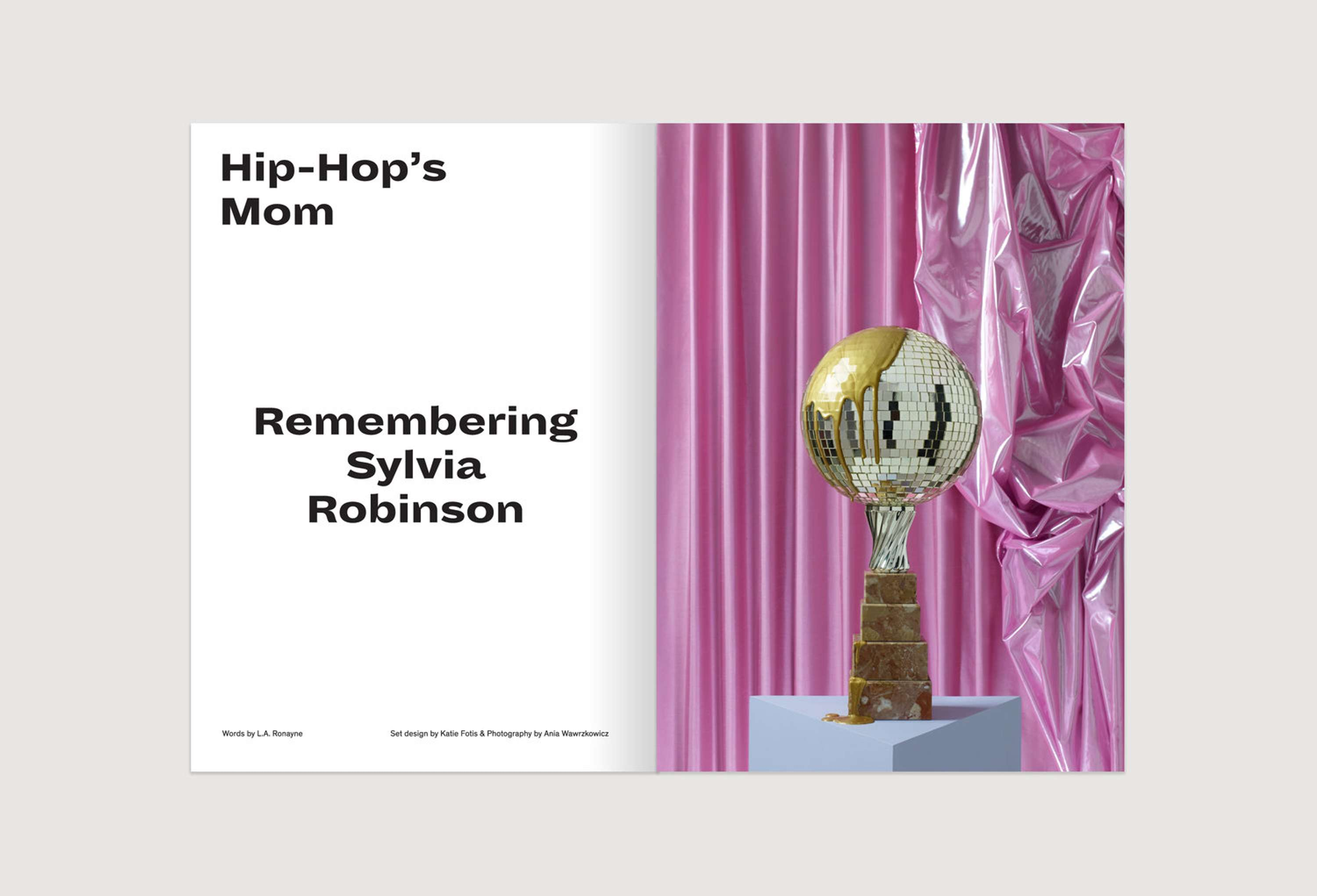 Riposte Nº6 Hip Hops Mom Remembering Sylvia Robinson The Dots