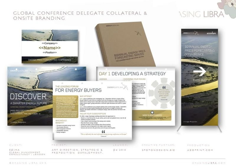 Event Branding & Delegate Take Aways