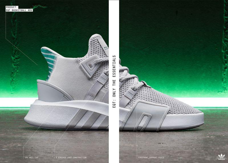 adidas originals EQT campaign