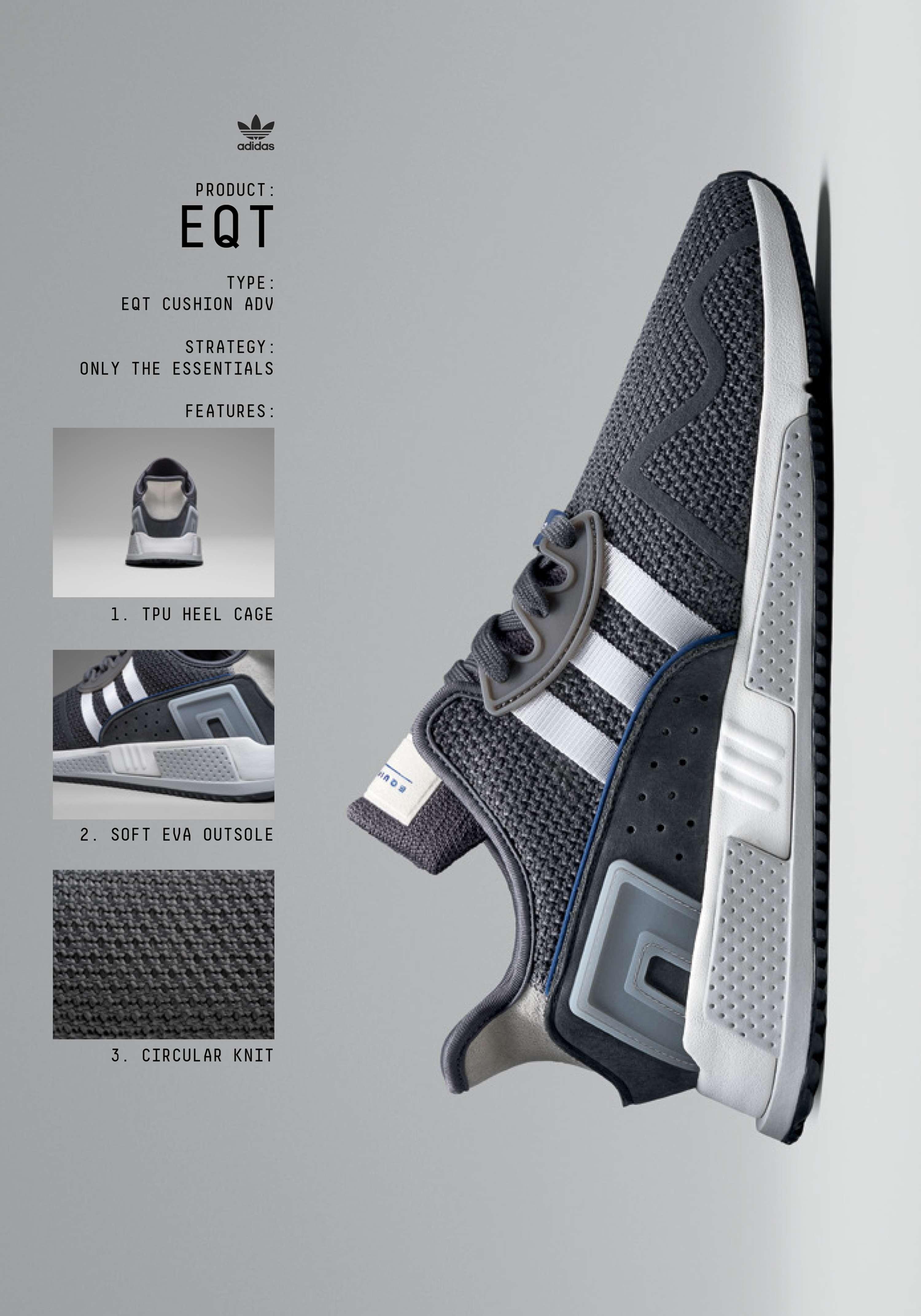 adidas originals EQT campaign | The Dots