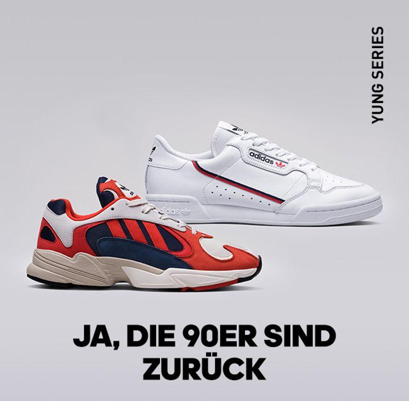 adidas originals YUNG SERIES