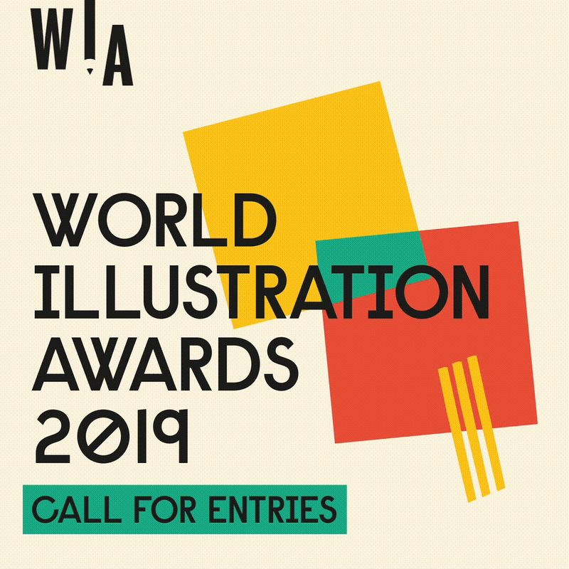 World Illustration Awards - entries closing soon!