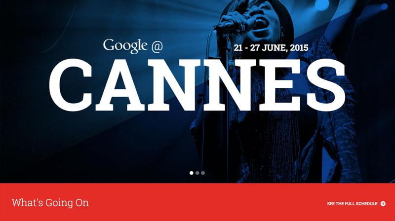 Phantom x Google Cannes