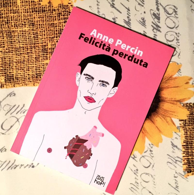 Book cover - Felicità Perduta