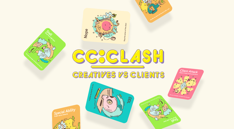CC. Clash - Creatives vs. Clients