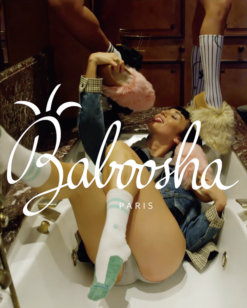 Baboosha Paris Video Edit
