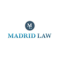 Madrid Law Firm logo