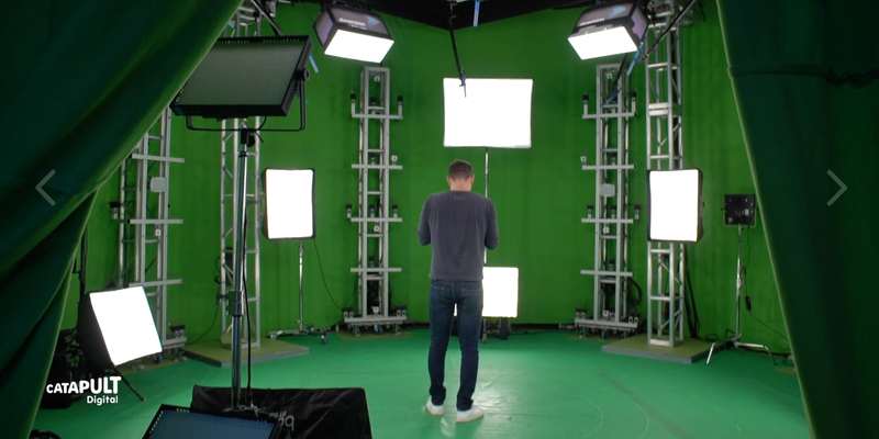 Dimension Volumetric Capture Studios